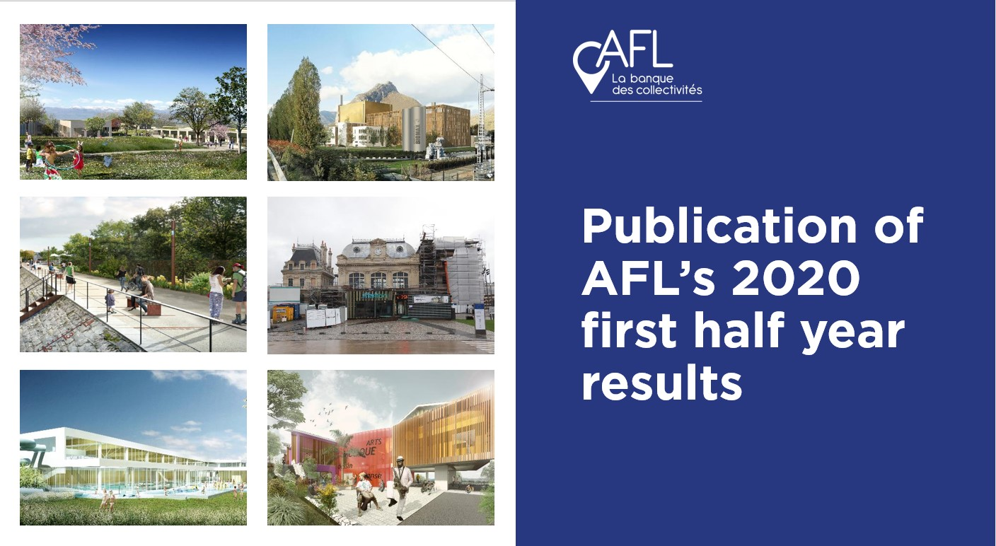 AFL's 2020 half year results : a gross operating income at breakeven